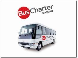 https://www.buscharter.com.au/ website