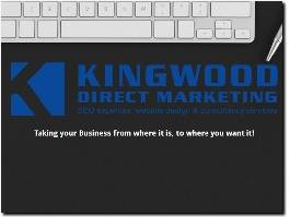 http://www.kingwooddirectmarketing.co.uk/ website