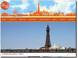 https://www.justblackpool.co.uk website