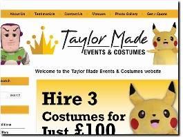 http://www.tmevents.co.uk/ website