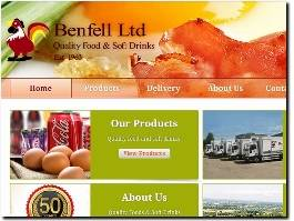 https://www.benfellfoodservice.co.uk/ website