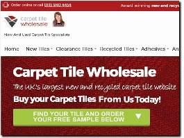 https://carpettilewholesale.co.uk/ website