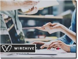 https://www.wirehive.com/ website