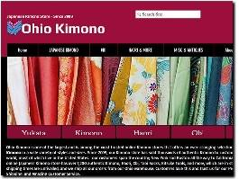https://www.OhioKimono.com website