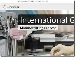 http://excichem.com website