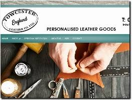 https://www.towcesterleather.co.uk/ website