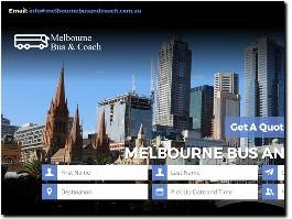 https://www.melbournebusandcoach.com.au/ website
