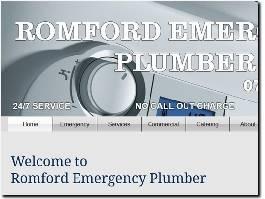 https://www.romfordemergencyplumber.co.uk/ website