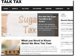 https://www.talk-tax.co.uk/ website