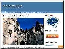 http://www.processserving.co.uk/ website