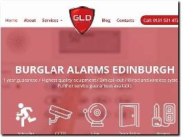 https://gldsecurity.co.uk website
