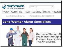 http://www.quicksafe.co.uk website