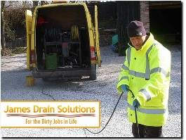https://www.jamesdrainssolutions.co.uk/ website