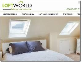 https://www.loftworldltd.co.uk/ website