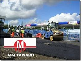 https://www.maltaward.co.uk/ website