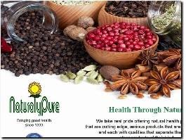 http://www.naturalypure.com/ website