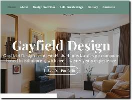 https://www.gayfield-design.co.uk/ website