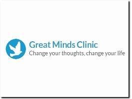 https://www.greatmindsclinic.co.uk/ website