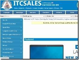 https://www.itcsales.co.uk/ website