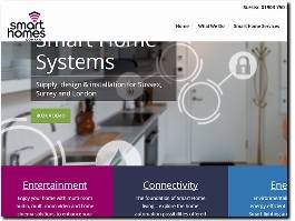 https://smarthomescompany.co.uk/ website