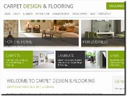 https://www.carpetdesignandflooring.co.uk/ website