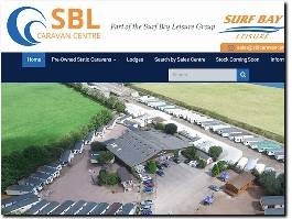 https://www.sblcaravancentre.co.uk/ website