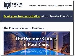 https://premierpoolcare.co.uk/ website