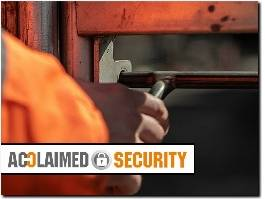 https://www.acclaimed-security.com/ website