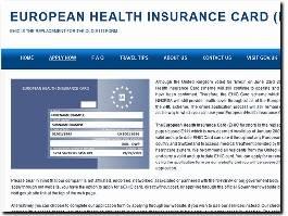 https://www.ehic-cards.org.uk/ website
