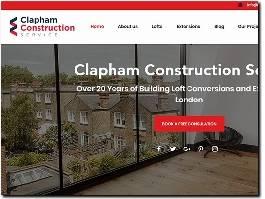 https://www.claphamconstructionservice.com/ website