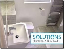 https://www.solutionsplumbing.co.uk/ website