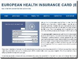 https://www.european-health-card.org.uk website
