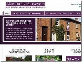 https://www.alanrancesurveyors.co.uk/ website