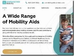 http://www.aamobility.co.uk/ website