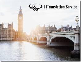 https://www.itranslationservice.com/ website