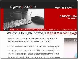 https://www.digitalhound.co.uk/ website