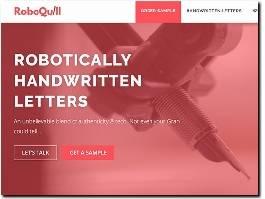https://roboquill.io/ website