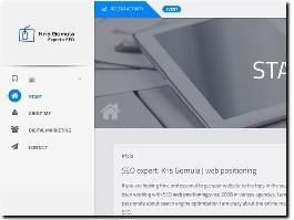 https://krisgomula.cl/en/seo-expert-web-positioning/ website