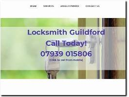 https://www.locksmithinguildford.co.uk/ website