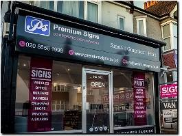 https://www.premiumsigns.co.uk/signage-london/ website