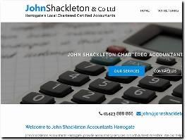 https://www.johnshackleton.net/ website