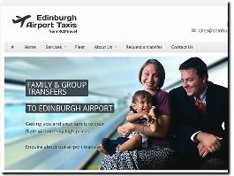 http://www.edinburghairporttaxis.com/ website