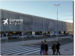 https://www.corveraairporttravel.com/ website