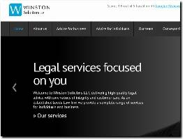https://www.winstonsolicitors.co.uk/ website