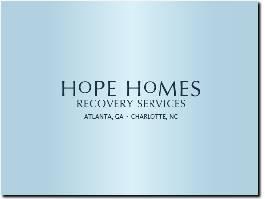 https://hopehomesrecovery.org/ website