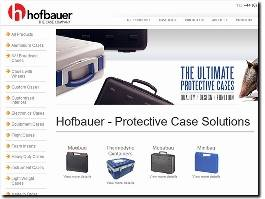 https://www.hofbauer.co.uk/ website