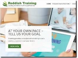 https://www.reddishtraining.co.uk/ website
