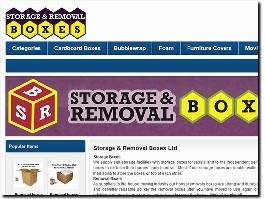 https://www.storageremovalboxes.co.uk/ website