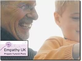 https://empathyfuneralplans.co.uk/ website