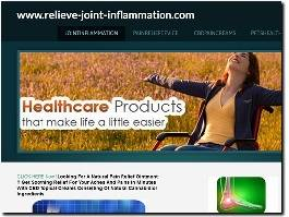 http://www.relieve-joint-inflammation.com/ website